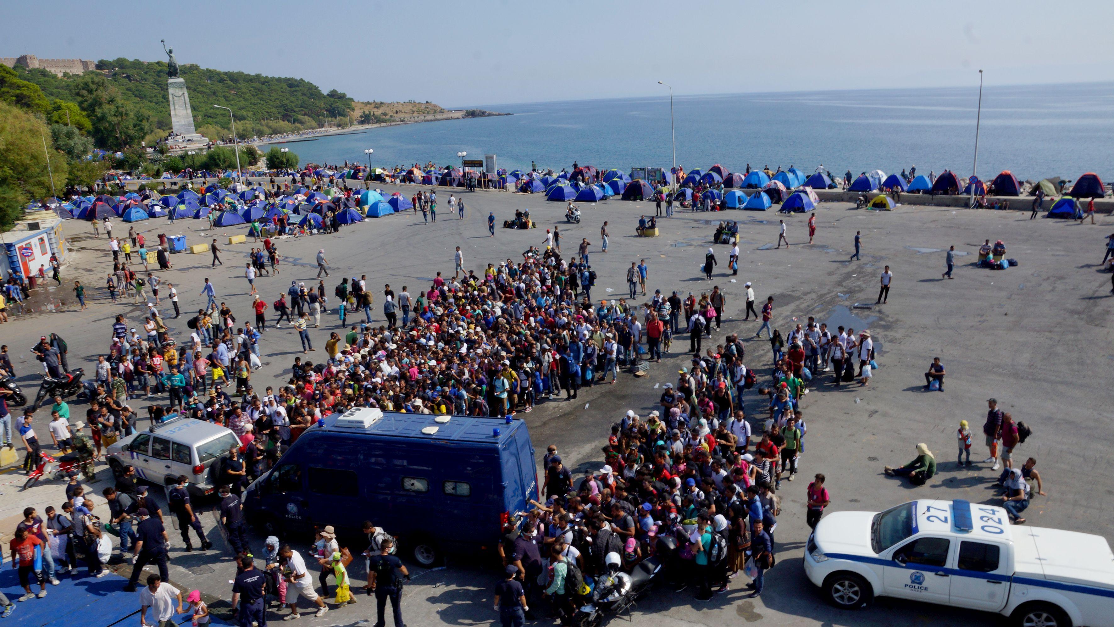 Βόζεμπεργκ_παρέμβαση_αποσυμφόρηση_πρόσφυγες_ελληνικά_νησιά_κοινοβούλιο_ευρωβουλευτής_έκτακτο_σχέδιο_χίος_σάμος